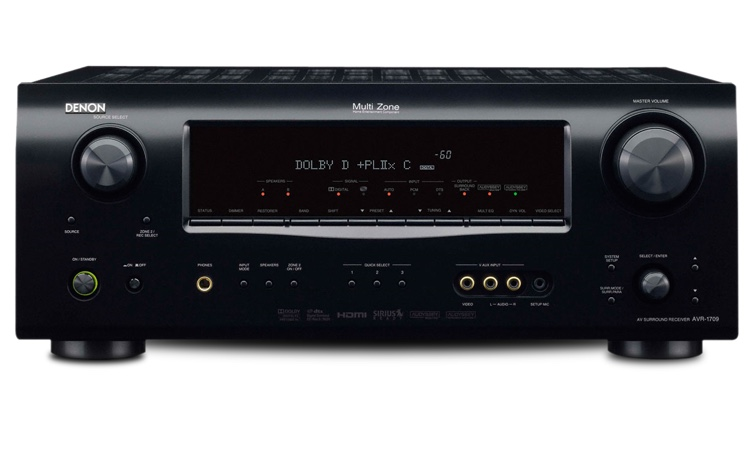 Stereo Receiver Repair. Denon stereo receivers