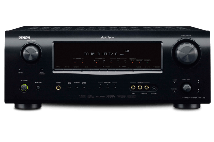 Denon stereo receiver. Stereo Receiver Repair